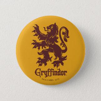 Harry Potter | Gryffindor Lion Graphic 6 Cm Round Badge