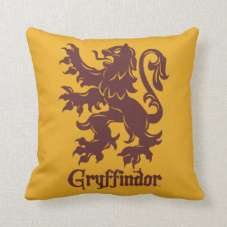 Harry Potter | Gryffindor Lion Graphic Cushion