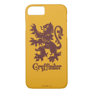 Harry Potter | Gryffindor Lion Graphic iPhone 8/7 Case