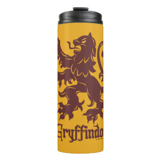 Harry Potter | Gryffindor Lion Graphic Thermal Tumbler