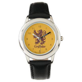 Harry Potter   Gryffindor Lion Graphic Watch