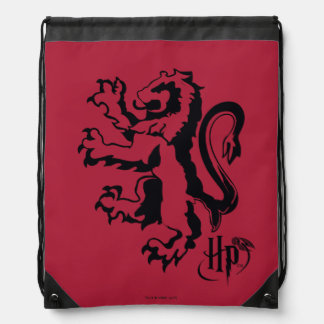 Harry Potter | Gryffindor Lion Icon Drawstring Bag