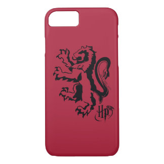 Harry Potter | Gryffindor Lion Icon iPhone 8/7 Case