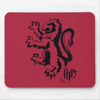Harry Potter | Gryffindor Lion Icon Mouse Mat