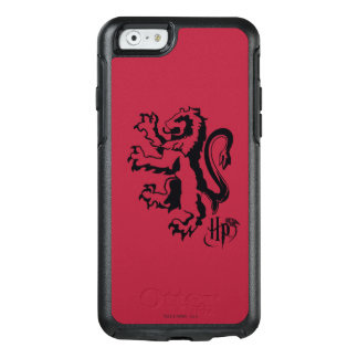 Harry Potter   Gryffindor Lion Icon OtterBox iPhone 6/6s Case