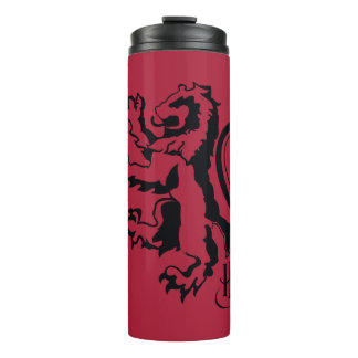 Harry Potter   Gryffindor Lion Icon Thermal Tumbler