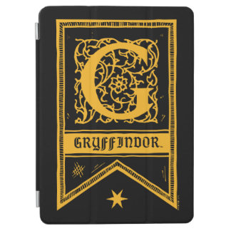 Harry Potter | Gryffindor Monogram Banner iPad Air Cover