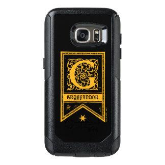 Harry Potter | Gryffindor Monogram Banner OtterBox Samsung Galaxy S7 Case