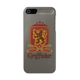 Harry Potter | Gryffindor QUIDDITCH™  Badge Incipio Feather® Shine iPhone 5 Case