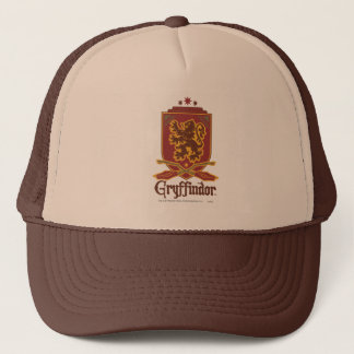 Harry Potter | Gryffindor QUIDDITCH™  Badge Trucker Hat