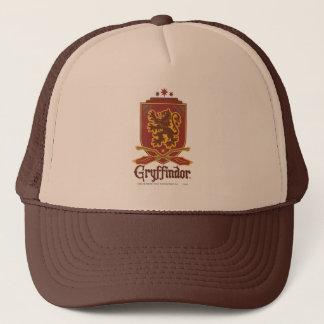 Harry Potter | Gryffindor QUIDDITCH™  Badge Trucker Hat