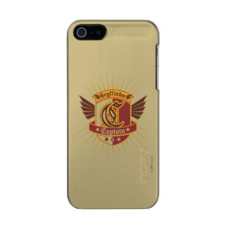 Harry Potter | Gryffindor QUIDDITCH™  Captain Logo Incipio Feather® Shine iPhone 5 Case