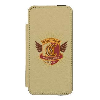 Harry Potter | Gryffindor QUIDDITCH™  Captain Logo Incipio Watson™ iPhone 5 Wallet Case