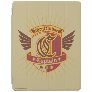 Harry Potter | Gryffindor QUIDDITCH™  Captain Logo iPad Cover