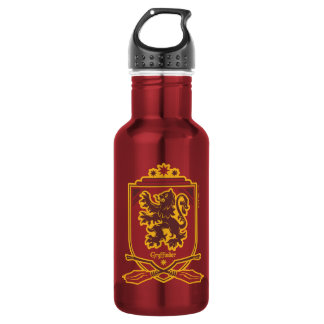 Harry Potter | Gryffindor QUIDDITCH™  Crest 532 Ml Water Bottle
