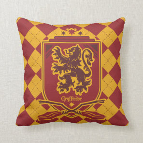 Harry Potter | Gryffindor QUIDDITCH™  Crest Cushion