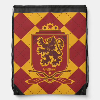 Harry Potter | Gryffindor QUIDDITCH™  Crest Drawstring Bag
