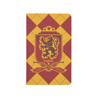 Harry Potter | Gryffindor QUIDDITCH™ Crest Journal