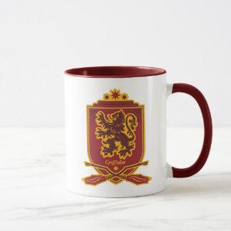 Harry Potter | Gryffindor QUIDDITCH™  Crest Mug