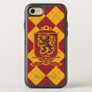 Harry Potter | Gryffindor QUIDDITCH™  Crest OtterBox Symmetry iPhone 8/7 Case
