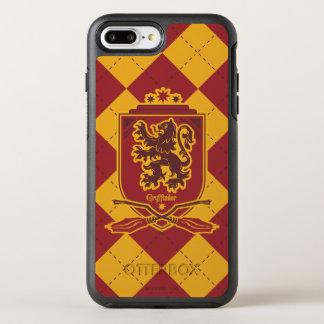 Harry Potter   Gryffindor QUIDDITCH™  Crest OtterBox Symmetry iPhone 8 Plus/7 Plus Case