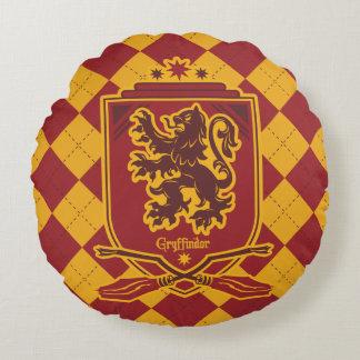 Harry Potter | Gryffindor QUIDDITCH™  Crest Round Cushion