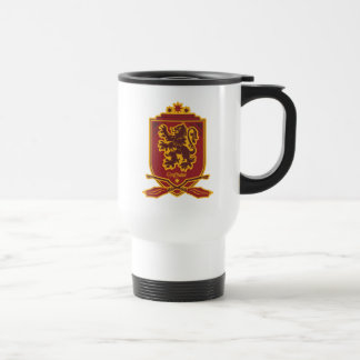 Harry Potter | Gryffindor QUIDDITCH™  Crest Travel Mug