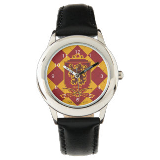 Harry Potter | Gryffindor QUIDDITCH™  Crest Watch