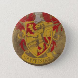 Harry Potter | Gryffindor - Retro House Crest 6 Cm Round Badge
