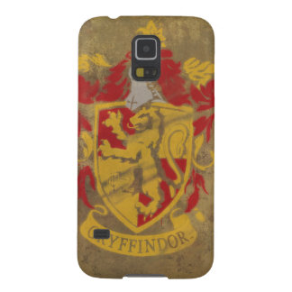 Harry Potter | Gryffindor - Retro House Crest Case For Galaxy S5