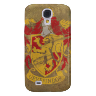 Harry Potter | Gryffindor - Retro House Crest Galaxy S4 Case