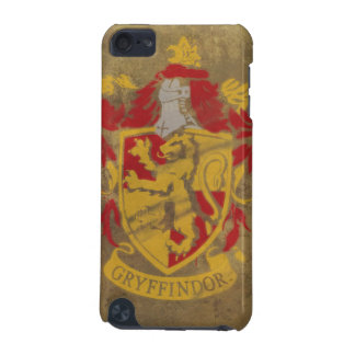 Harry Potter | Gryffindor - Retro House Crest iPod Touch 5G Case