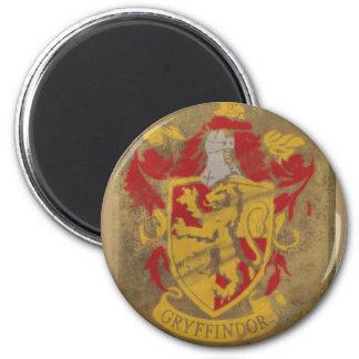 Harry Potter | Gryffindor - Retro House Crest Magnet
