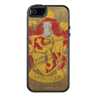Harry Potter | Gryffindor - Retro House Crest OtterBox iPhone 5/5s/SE Case