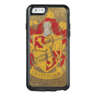 Harry Potter | Gryffindor - Retro House Crest OtterBox iPhone 6/6s Case