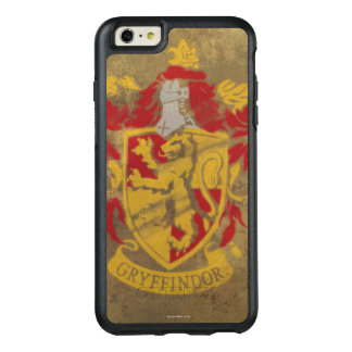 Harry Potter | Gryffindor - Retro House Crest OtterBox iPhone 6/6s Plus Case