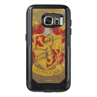 Harry Potter | Gryffindor - Retro House Crest OtterBox Samsung Galaxy S7 Case