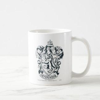Harry Potter | Gryffindor Stencil Sketch Coffee Mug