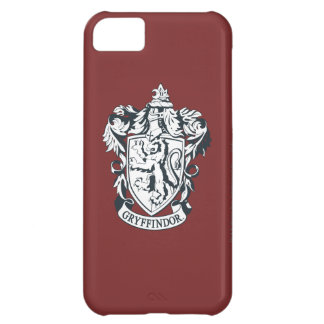 Harry Potter | Gryffindor Stencil Sketch iPhone 5C Case