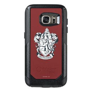 Harry Potter | Gryffindor Stencil Sketch OtterBox Samsung Galaxy S7 Case