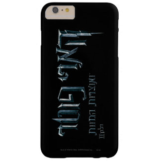 Harry Potter Hebrew Barely There iPhone 6 Plus Case