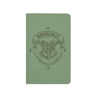Harry Potter | Hogwarts Banner Crest Journals