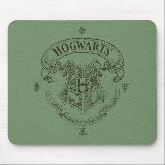 Harry Potter | Hogwarts Banner Crest Mouse Mat