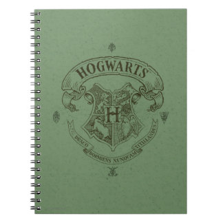 Harry Potter | Hogwarts Banner Crest Note Book