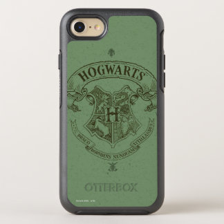 Harry Potter | Hogwarts Banner Crest OtterBox Symmetry iPhone 8/7 Case