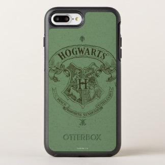 Harry Potter | Hogwarts Banner Crest OtterBox Symmetry iPhone 8 Plus/7 Plus Case