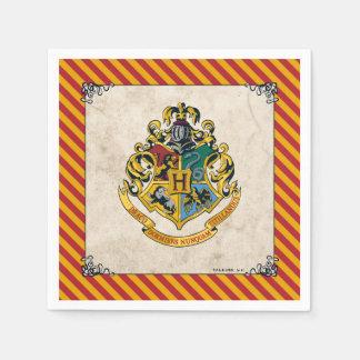 Harry Potter | Hogwarts Birthday Disposable Napkin