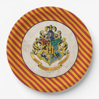 Harry Potter | Hogwarts Birthday Paper Plate
