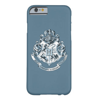Harry Potter | Hogwarts Crest - Blue Barely There iPhone 6 Case