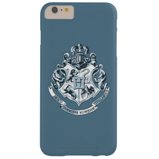 Harry Potter | Hogwarts Crest - Blue Barely There iPhone 6 Plus Case